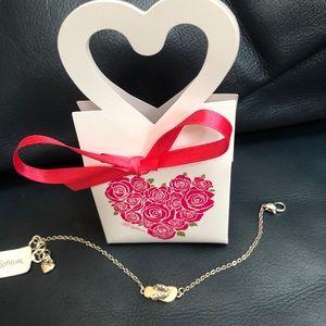 COPY - Brighton Flip Flop Bracelet with Embellish…